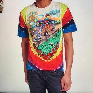 Grateful Dead Summer Tour Bus T-Shirt